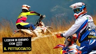 Enduro Tutorial Gio Sala: CROSS TEST - Ep. 4/4