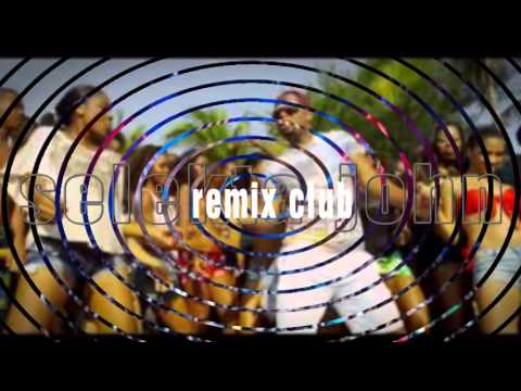 Yuri Da Cunha   Atchu Tchutcha   Selekta john mix   Remix Version Club   2015