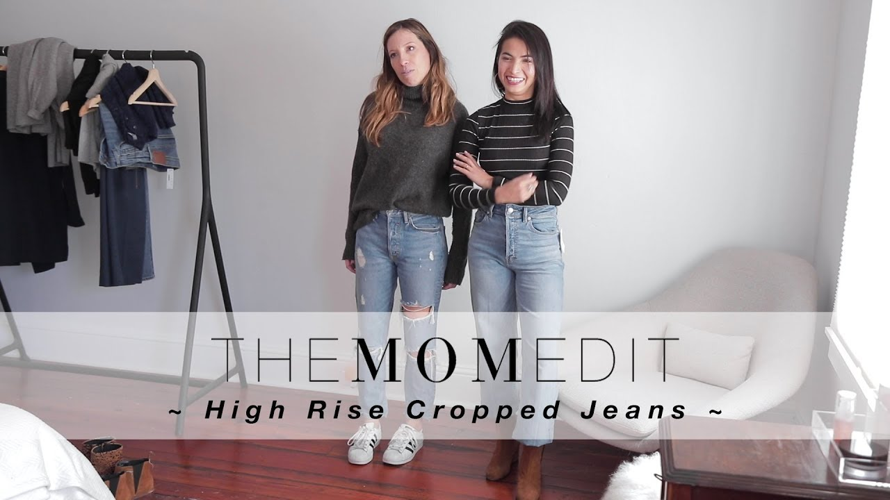 How to Style Mom Jeans Right Now