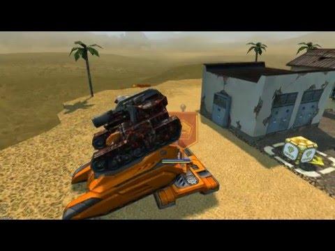 Tanki Online: GOLD BOX & RANK UP! Mini-Edit #3