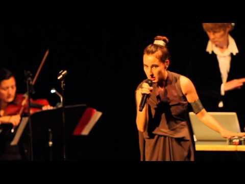 Zola Jesus, J.G. Thirwell and strings -