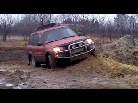 1998 Rav4 Custom >> TOYOTA RAV 4 off road 2012 :) odc.1 - YouTube