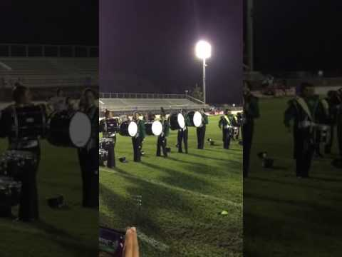 Drum off. Island Coast High at North Fort Myers High!!!🎼PART 1 !!!