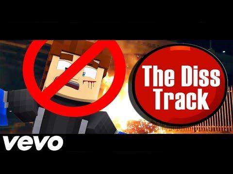 SCUBA STEVE DISS TRACK !!!!! Minecraft Diss Tracks ft/ Sharky