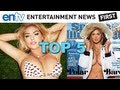 Kate Upton's Top 5 Hottest Magazine Covers, Sports Illustrated Swimsuit Record - ENTV