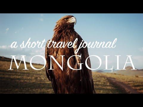 A short travel journal - Mongolia