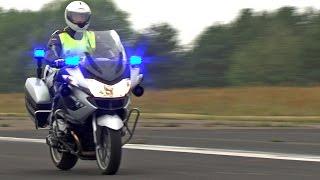 Fahrsicherheitstraining - Feldjäger der Bundeswehr üben für den Ernstfall