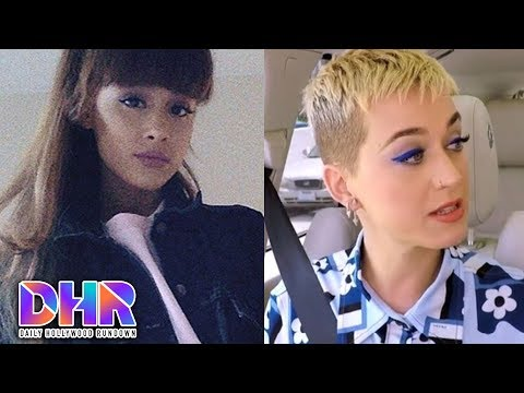 Ariana Grande Concert Bombing Details - Katy Perry Says Taylor STARTED Their Feud (DHR)