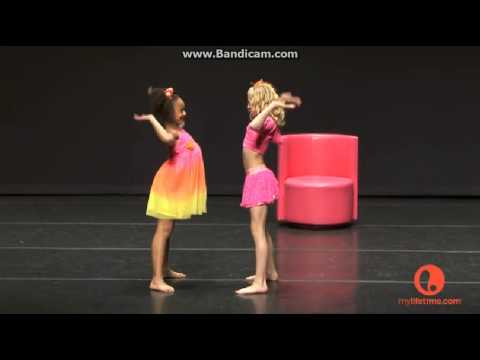Nia Frazier and Paige Hyland- wild child and wall flower FULL