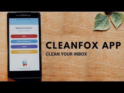 Cleanfox App Review   Clean Your Inbox