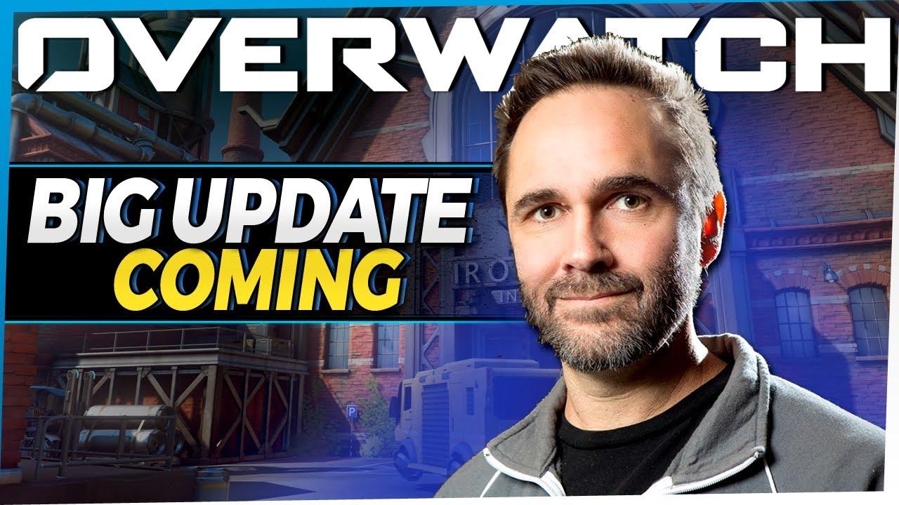 Overwatch Big Update Coming Soon