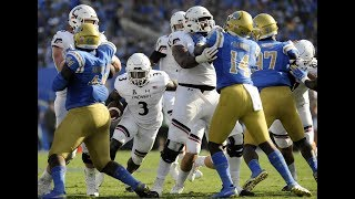 2018 American Football Highlights - Cincinnati 26, UCLA 17