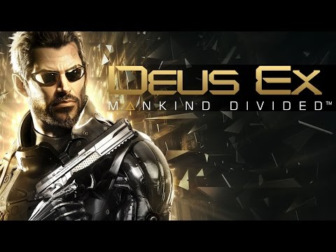 Deus Ex: Mankind Divided (Game Movie)