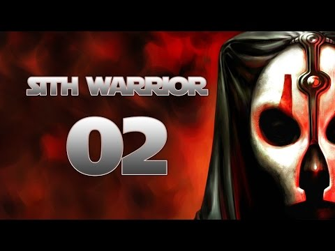 Sith Warrior - Part 2 (THE BEAST - Star Wars: The Old Republic SWTOR Let's Play Gameplay)