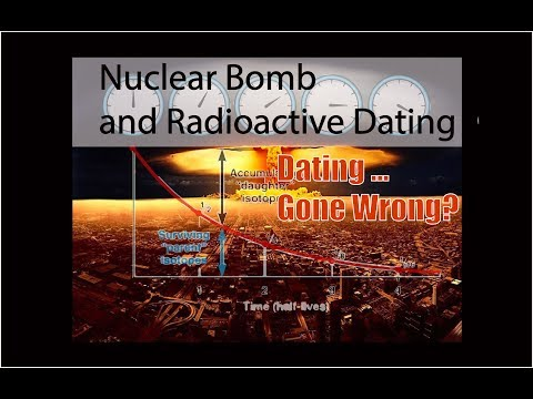 Nuclear Bomb And Radioactive Dating - Dating .. Wrong?? [UTD GSS Student Work]