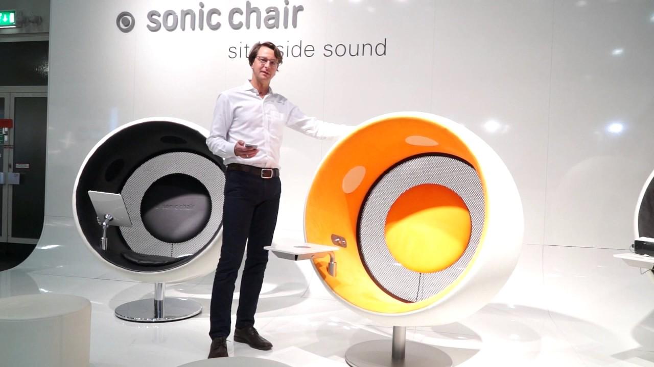 Sonic Chair sonic chair orgatec 2016 köln