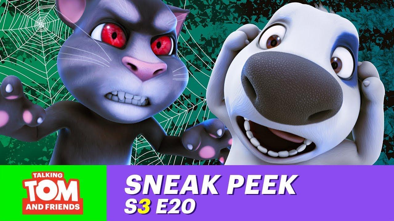 THIS THURSDAY - Talking Tom and Friends | Sneak Peek (Season 3 Episode 20)