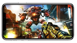Top 10 NEW iOS IPHONE X GAMES TO PLAY 2017 |HIGH GRAPHIC|
