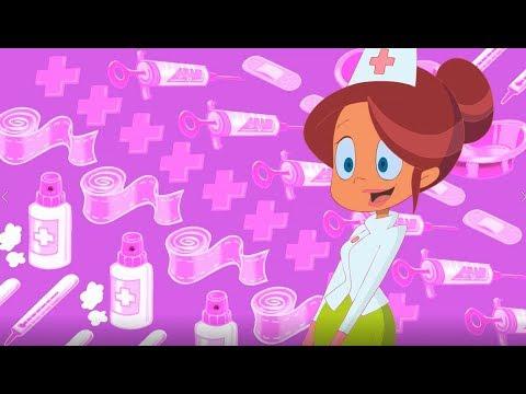 Zig & Sharko - Nurse Marina (S01E14) _ Full Episode in HD