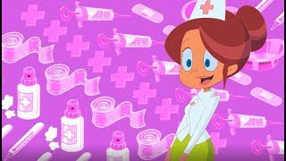Zig & Sharko - Nurse Marina (S01E14) _ Full Episode in HD