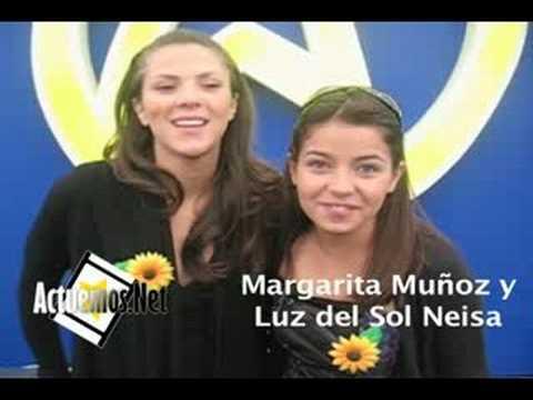 Saludos Actuemos.Net - Margarita Muñoz y Luz del Sol Neisa ...