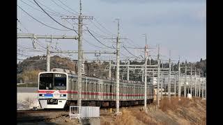 京成3400形 モハ3418形 押上→(快速)→京成佐倉