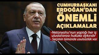 """Cumhurbaşkanı Erdoğan: """"Örgütlü Bazı Eylemlerin Yapıldığını Tespit Etmiş Durumdayız"""""""