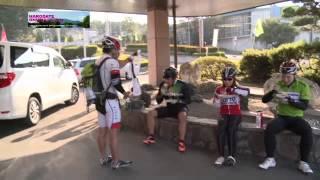 2014-9-28 七飯町・鹿部町・森町で行はれたサイクリングイベントです。 ...