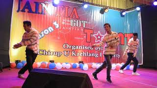 Mega Audition JAINTIA GOT TALENT SEASON 3 Selected Contestants UNITED CREW