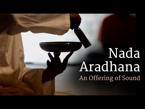 Nada Aradhana – An Offering of Sound in Dhyanalinga at Isha Yoga Center