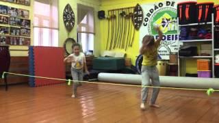 Капоэйра для детей от 4 до 6 лет. г. Красноярск