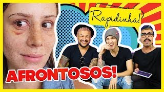 DENÚNCIA FASHION - LOOKS HETEROS DE YOUTUBERS feat. Christian Figue...