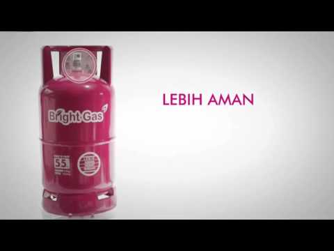 Tvc Bright Gas 5 5kg Youtube