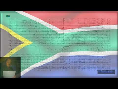 South African National Anthem (Official Symphony Orchestral Version)