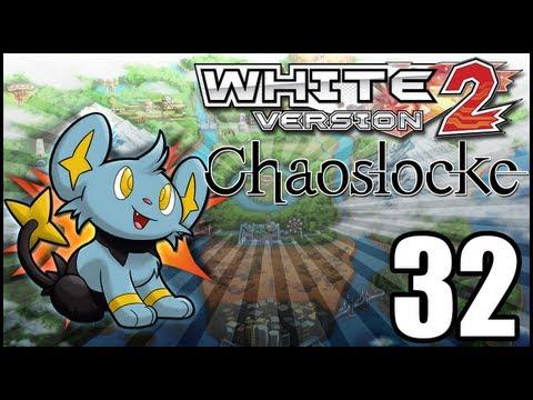 [HD] Pokemon White 2 Chaoslocke - 32: Name My Catch!