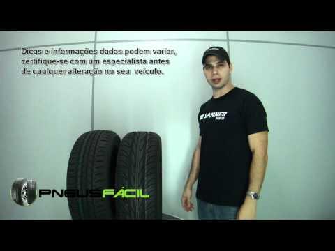 Posso colocar pneu 195/60R15 no VW Fox qual tem pneu original 195/55R15?