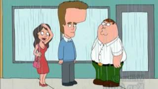 Always nice to meet a fan (Ted Danson - Family Guy)
