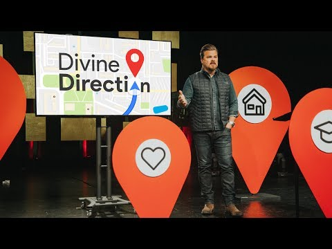 Divine Direction Part 1 - Step by Step