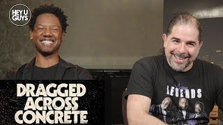 S. Craig Zahler & Tory Kittles - Dragged Across Concrete Interview