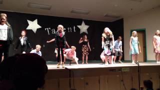 Talent Show 2015 6th Grade Brennen