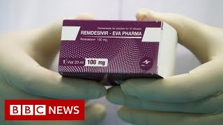 Coronavirus: US Buys nearly all of Covid-19 drug remdesivir - BBC News