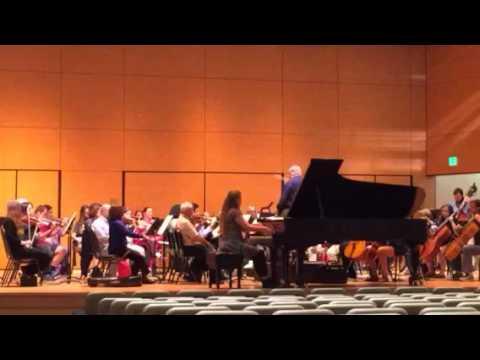 Mozart Concerto Excerpt
