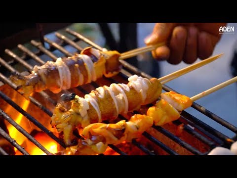 Phuket - Best Street Food Night Market in Phuket - Thailand