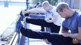 MMA TRAINING MOTIVATION - Train hard, Fight easy