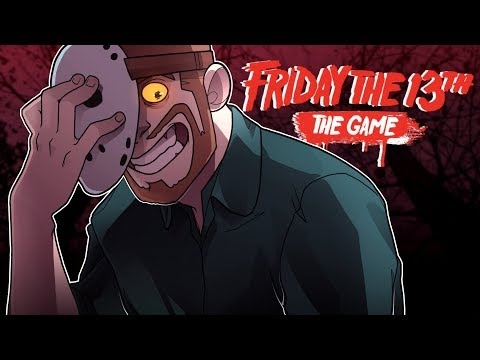 Friday The 13th - NEW JASON DLC! (Friday The 13th Game)