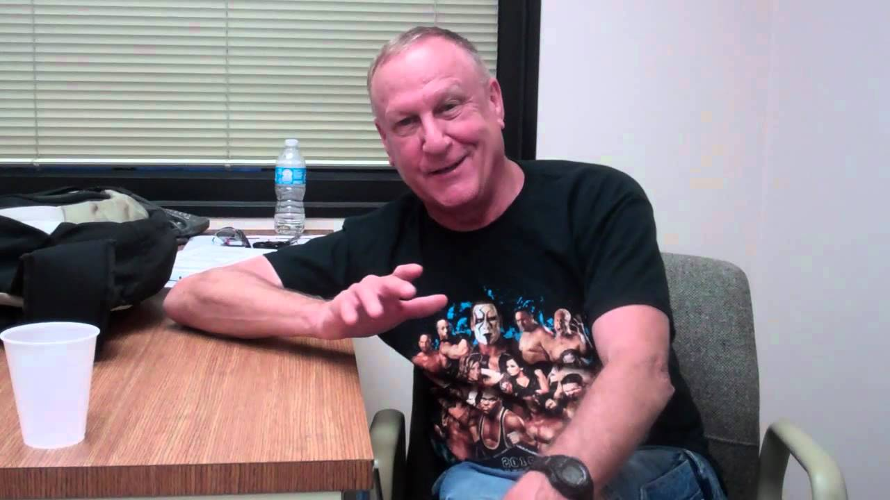 Tna impact wrestling referees earl and brian hebner p3 youtube