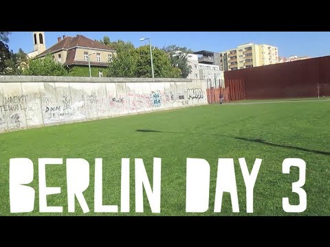 West Coast...No, Berlin! - Berlin Day 3