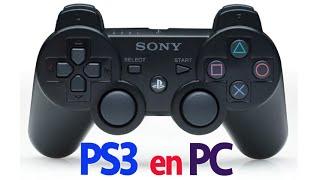 Como Conectar Control de PS3 en la PC en 5 MINUTOS ( solución error code:0X-1FFFFDB9 )
