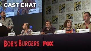 Comic-Con Panel: The Songs Of Linda | Season 3 | BOB'S BURGERS
