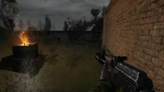 S.T.A.L.K.E.R. Call of Chernobyl 001-01 (Freedom / Dead City)